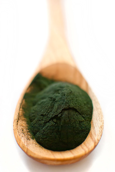 algae powder spirulina